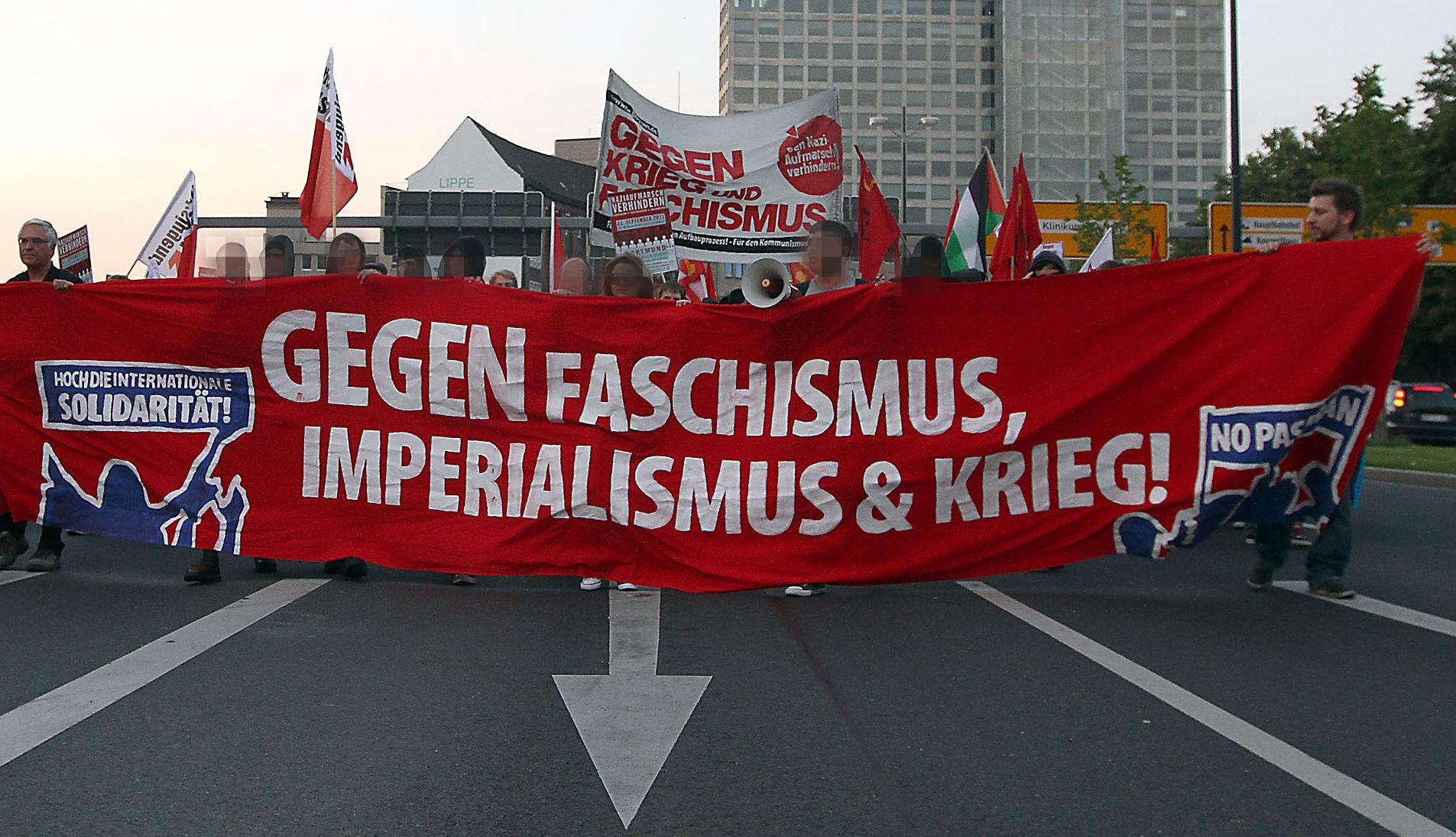 Aufruf von Dortmund stellt sich quer 2012 - Naziaufmarsch am 1.9.2012 blockieren! - Dortmund nazifrei!