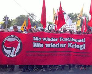 Naziaufmarsch am 1.9.2012 in Dortmund verboten - Dortmund stellt sich quer! Dortmund Nazifrei!