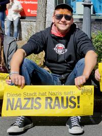 Nazis raus aus Dortmund - Kein Nazi-Aufmarsch am 1.9.2012 in Dortmund