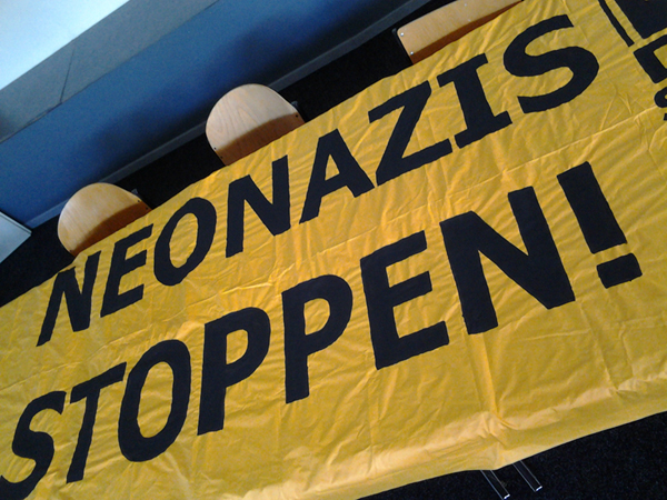 Nazis am Samstag in Dortmud stoppen! - Dortmund bleibt nazifrei!