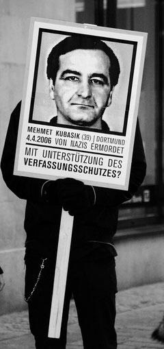 Mehmet Kubaşık - in Dortmund von Nazis der NSU getötet. Dortmund stellt sich quer!