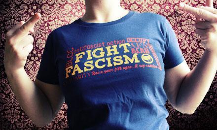 Soli-Shirt für Dresden von Red Stuff