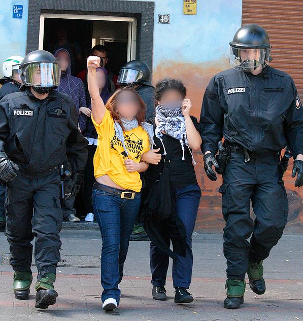 Dortmund stellt sich quer am 3.9. gegen Nazis! Dortmund Nazifrei!