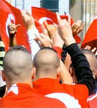 Veranstaltung am 28.6.2012 zu türkischen Faschisten von Graue Wölfe, MHP, Bozkurz