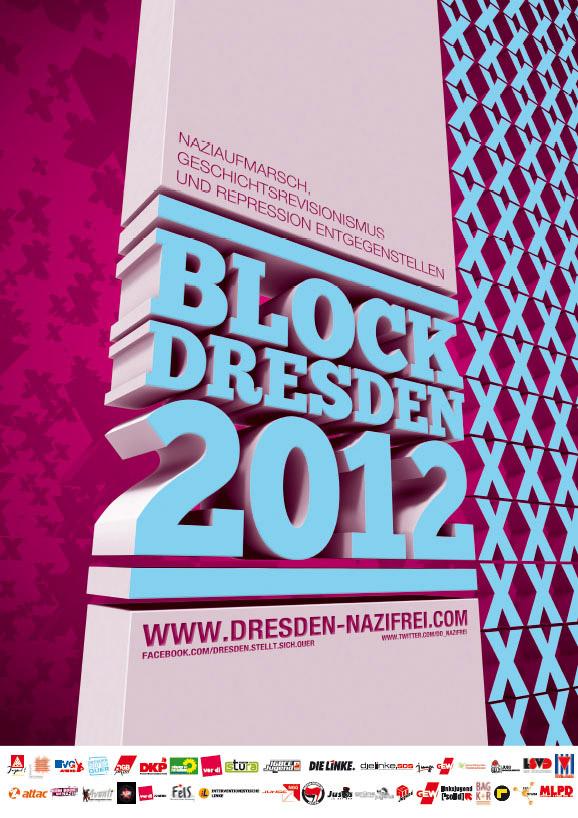 Von Dortmund nach Dresden und zurück! Nazis blockieren! Dresden Nazifrei! Dortmund stellt sich quer!