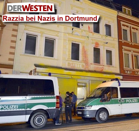 Dortmund Nazifrei! Nazis am 31. März 2012 stoppen! Dortmund stellt sich quer!