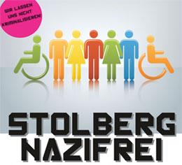 Nazis am 5.4.2014 in Stolberg stoppen! Dortmund stellt sich quer! Stolberg Nazifrei!