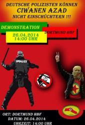 Demo gegen Polizeigewalt