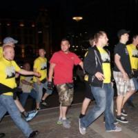 Naziangriff auf Rathaus